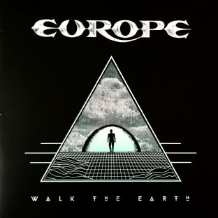 Europe  - Walk The Earth (LP) (180g White Vinyl) (EX/VG-)